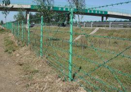厂家直销 刺绳围栏/ 刺铁丝/  铁蒺藜/刺丝滚笼