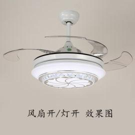 风扇灯厂家直销专业生产风扇吊灯 卧室灯 客厅灯