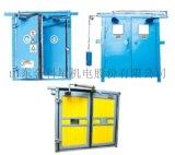 平衡风门 矿用风门气动控制装置 纯气动风门控制系统