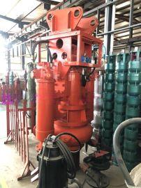 宝鸡江淮220 吃泥泵 挖掘机桥桩施工耐磨  渣浆泵 物超所值