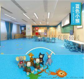 河南幼儿园橡胶地板室内PVC地胶材料