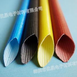 耐600度高温定纹管玻璃纤维管