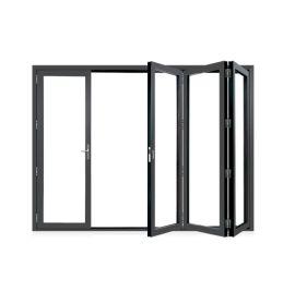 75重型隔音隔熱折疊門