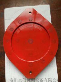 供应矿山提升机带钢背制动器闸瓦矿井提升机闸瓦摩擦片批发
