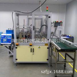非标热熔胶喷涂点过胶自动化粘贴机设备定制