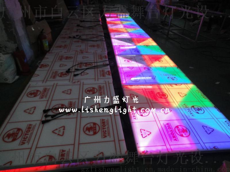 LED地板砖 舞台地板砖 酒吧跳舞砖 发光地板砖 LED舞池灯