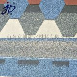 現貨批發彩色瀝青瓦 馬賽克型標準型玻纖瓦