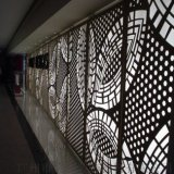 鏤空雕花板|鏤空雕花幕牆板|鏤空雕花隔斷板