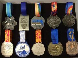 哈尔滨奖牌定制合金奖牌价格异型镀古铜奖牌制作
