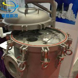 厂家直销不锈钢多袋式过滤器
