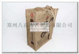 清远英德茶叶袋杂粮包大米帆布包供货商山茶油抽绳袋