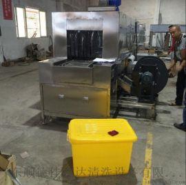 医用胶箱自动清洁机,清洗消毒烘干一体机