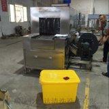 膠箱自動清潔機,清洗消毒烘乾一體機