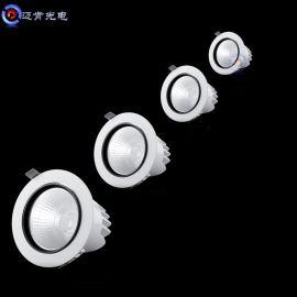 LED下照式天花射灯LED室内照明铝能环保形象墙天花射灯MKRML23SQ