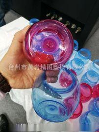 PP奶瓶专用全自动一出二吹瓶机 葡萄糖水瓶吹塑机设备