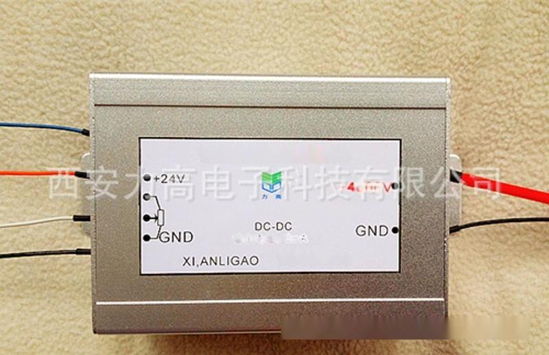 DC-DC高壓直流模組電源HVW24X-4000NR7 0~4000v5mA可調輸出電壓