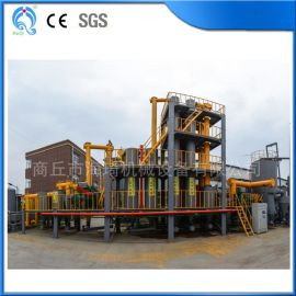 固定床生物质立式发电整套设备 生物质热解气化技术
