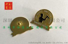 定制金属胸章,深圳做金属胸章的工厂,企业logo标志胸章制作,深圳做胸章的工厂
