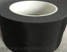 黑色醋酸布膠帶 絕緣阻燃膠帶 耐高溫醋酸膠帶