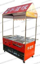 无烟小吃车(DF-QW-2)