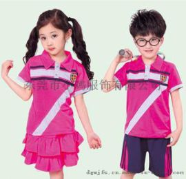 夏裝幼兒園服裝,夏裝幼兒園校服