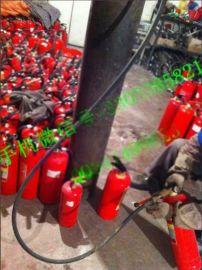 灭火器氮气充装工具