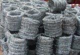 沈阳公路专用热镀锌刺铁丝 刺绳隔离网 厂家销售