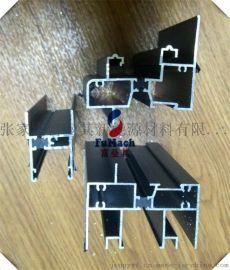 穿條 注膠隔熱節能系列門窗鋁型材