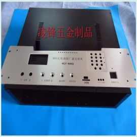 铁机箱 佛山钣金件 仪器仪表外壳 服务器机箱 1U机箱