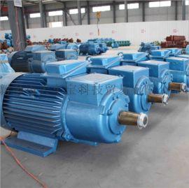 佳木斯YZR起重电机 11kw绕线转子起重电动机