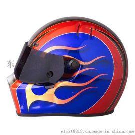 定制夜光花纸 头盔水贴纸加工 水转印烫金贴纸
