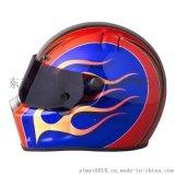 定製夜光花紙 頭盔水貼紙加工 水轉印燙金貼紙