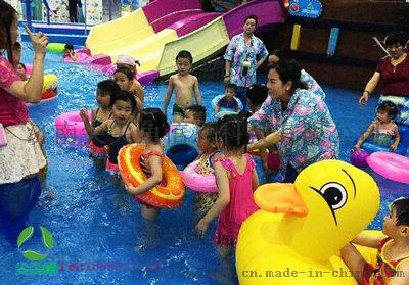 在大型  开室内儿童水上乐园真的很赚钱吗