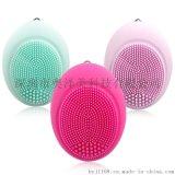 玩趣版電動洗臉儀 矽膠潔面儀刷 防水毛孔清潔器