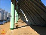 罩棚屋顶_哈巴河县双层彩钢拱形屋顶_188-1100-0665