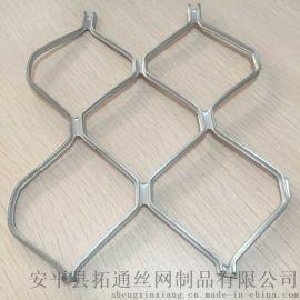铝美格网 铝护栏  4*7cm 1.2*6m铝围栏