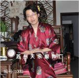 男式真丝睡衣睡袍(1002#)