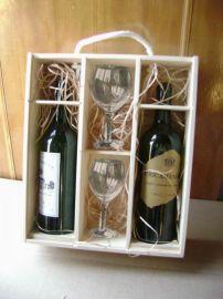 木质酒盒(HF-SW0519)