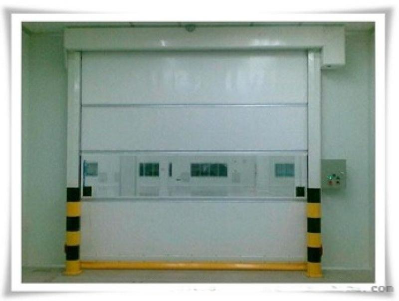 硬質門快速門廠家 硬質渦輪快速門 PVC快速門