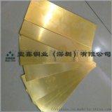 厂家直销耐腐蚀 H62黄铜板1 2 3 mm 加工