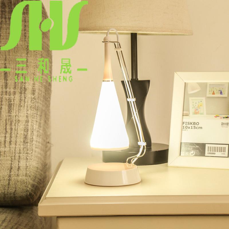 三和晟创意礼物触控LED台灯音响音乐台灯批发