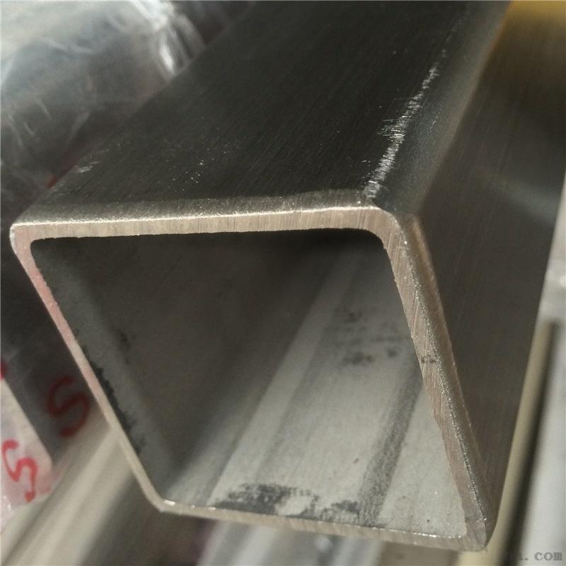 不鏽鋼焊管,不鏽鋼304拉絲管,現貨方通管廠