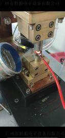 牵引电机马达漆包线 加铜端子焊接 不用祛漆焊