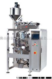 全自动牛奶液体包装机 多功能液体立式包装机 花生酱袋装包装机