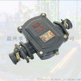 优质BHD2-100A/2T矿用隔爆电缆接线盒