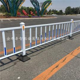现代化乡村公路护栏新农村建设景观护栏农村马路隔离栏