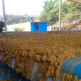 高效泥浆脱水机 定制污泥带式压滤机生产厂家