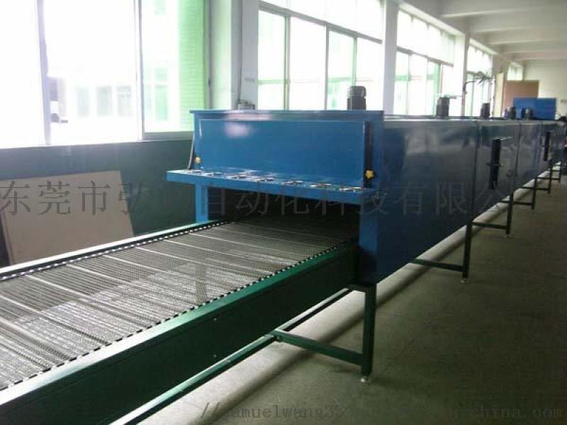 網帶式烘幹線 高溫隧道爐