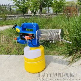 厂家直销热力脉冲烟雾机 小型手提式消杀烟雾机
