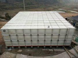 水箱 玻璃钢畅销生活水箱 不锈钢铁皮净化水箱
